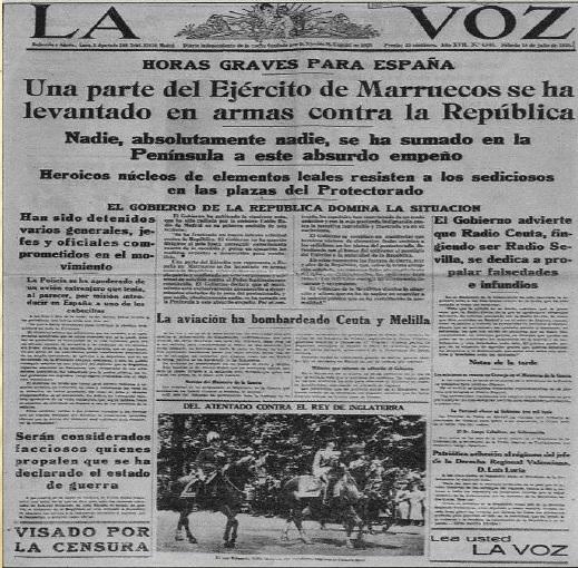 guerra Alzamiento-Nacional