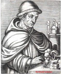 ETIMOLOGÍA Berthold-Schwarz