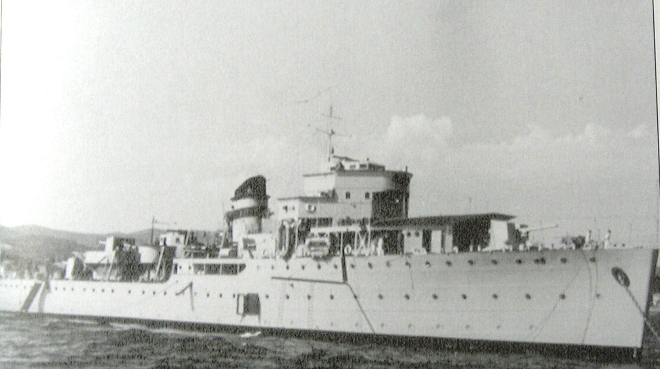 flota Cañonero-Calvo-Sotelo