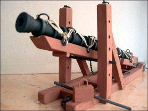 artilleria Cerbatana-de-fuego