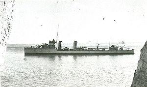 siglo Destructor-Almirante-Ferrándiz