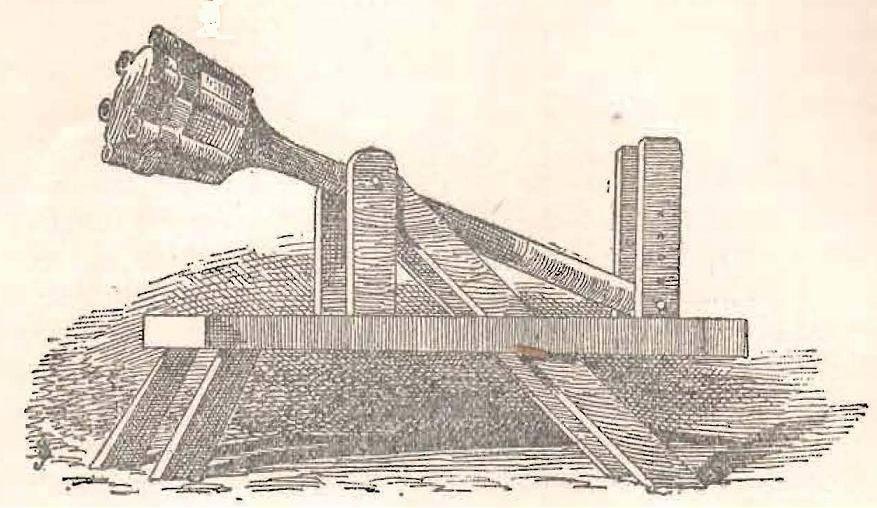 artillería Organo