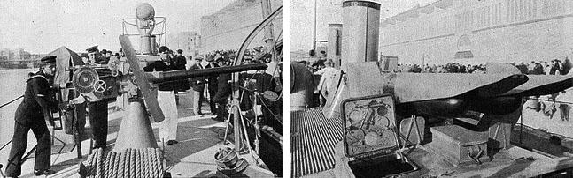 siglo armamento-torpederos