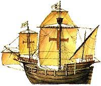 artillería carabela