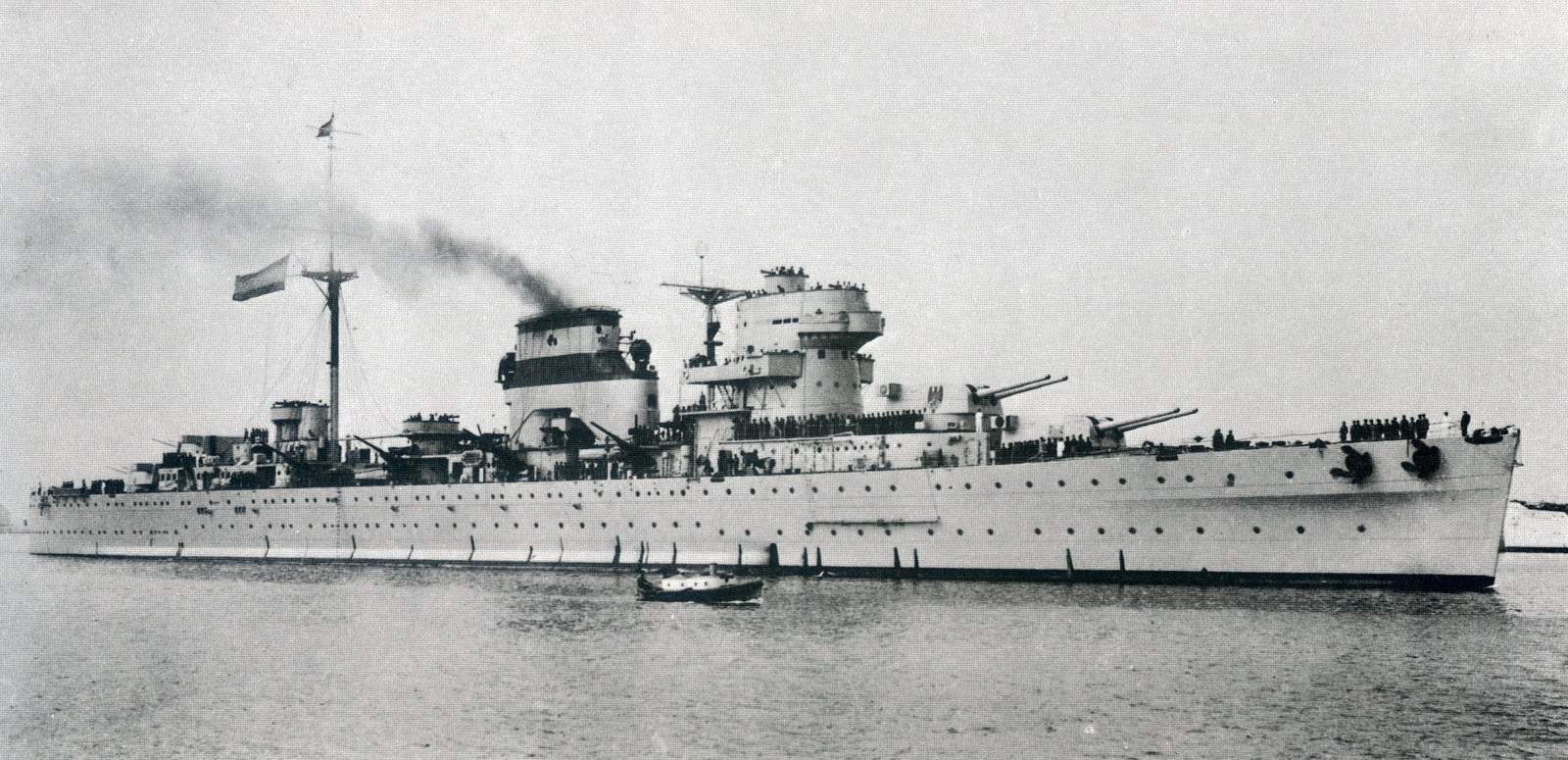 flota Crucero-Baleares