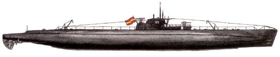 posguerra SubmarinoD