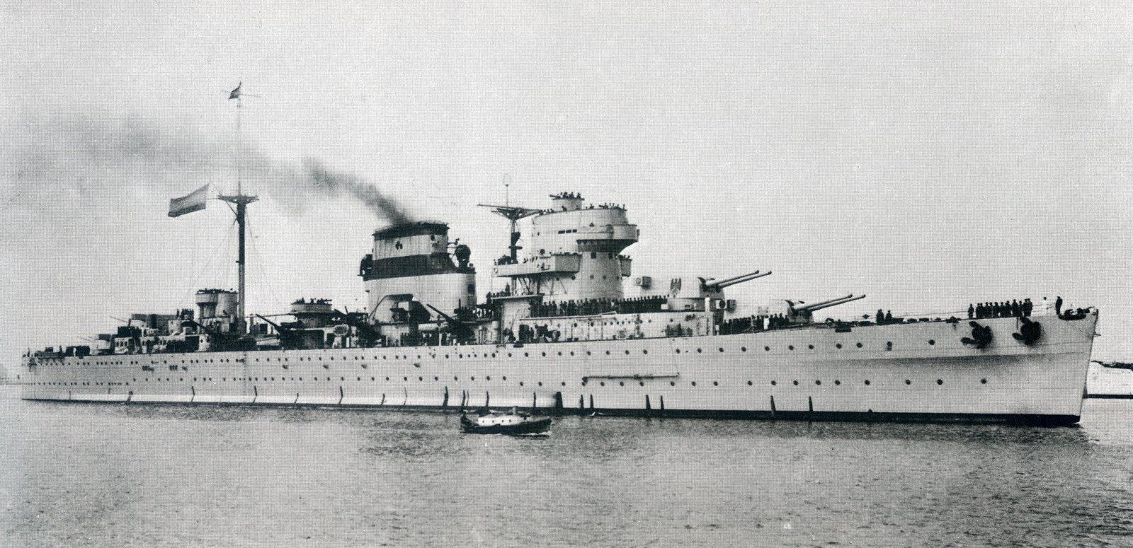 Navales Crucero-Baleares