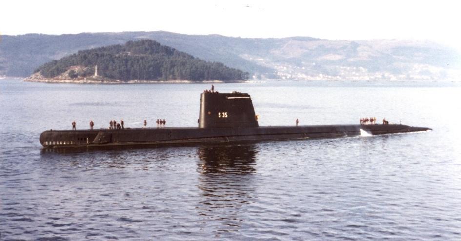 ARMADA S-35